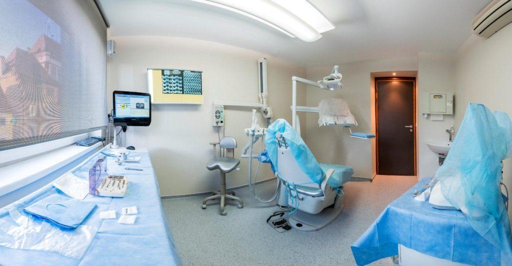 Cabinet du docteur Levy à Strasbourg