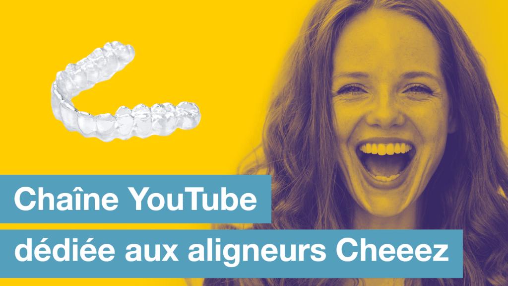 Chaine Youtube Cheeez