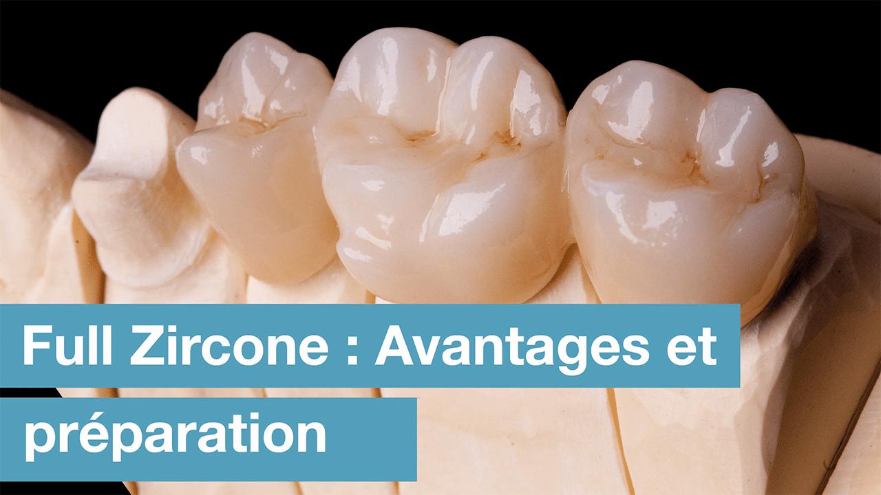Couronne Full Zircone : Avantages & Préparation