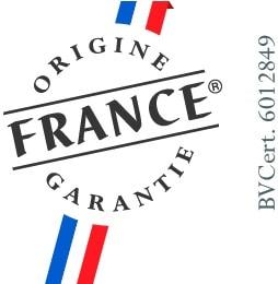 Le laboratoire de prothèses dentaires Crown Ceram renouvelle son label Origine France Garantie