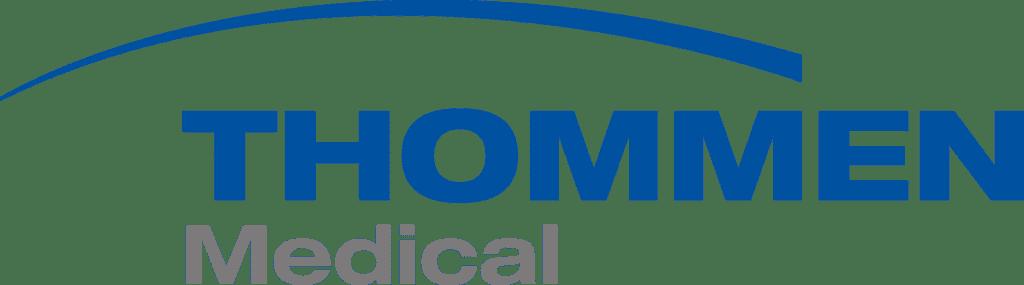 Logo Thommen – fond transparent